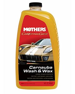 Carnauba Wash And Wax - 64 oz