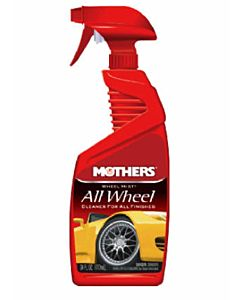 All Wheel And Tire Cleaner - 24 oz