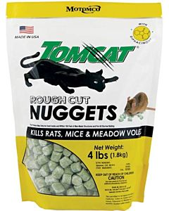 Tomcat Rough Cut Nuggets - 4 Lbs