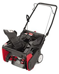 Yard Machines Gas Snow Blower - 123Cc
