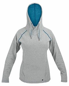 Women's Tug-Free Dual Color Pullover