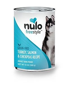Freestyle Dog Food - Turkey Salmon And Chickpeas, 13 oz