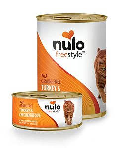 Freestyle Turkey And Chicken Wet Cat Food - 12.5 oz
