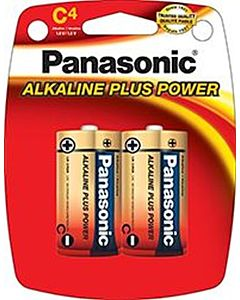 Batteries C4 4-Pack Alkaline
