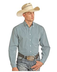 Men's Tuf Cooper Performance Stretch Shirt