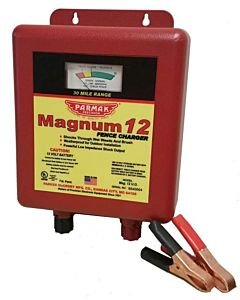 Magnum 12 Electric Fence Charger 12 Volt