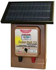 Magnum Solar Kit 12 Volt Electric Fence Charger