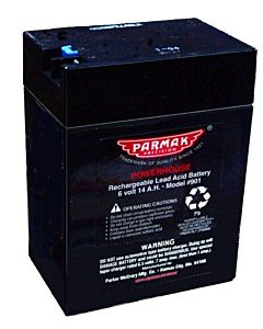 6 Volt Replacement Battery