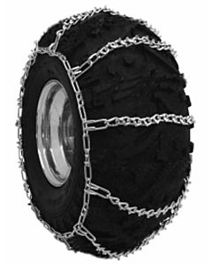 Atv Tire Chains Off Road - Silver