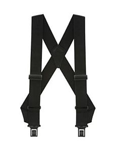 Side Clip Suspender Outback - Black