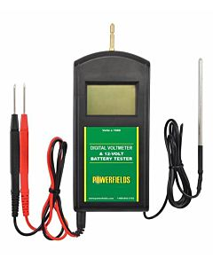 Digital Voltmeter & 12 Volt Battery Tester