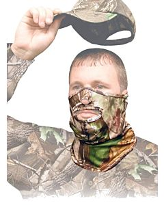 Men's Stretch-Fit Mask - Realtree Apg