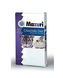 Chinchilla Diet - 25 lb