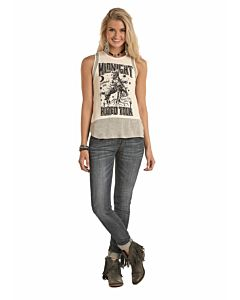 Women's Midnight Rodeo Tour Graphic Tank