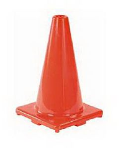 "12"" Orange Safety Cone"