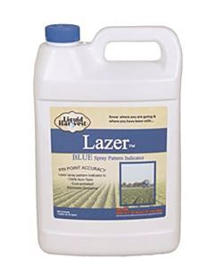 Lazer Blue Spray Marker - Gallon