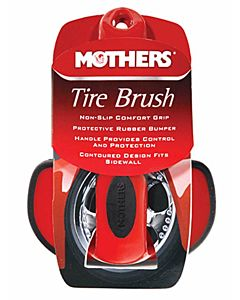Contoured Tire Brush -1 Count