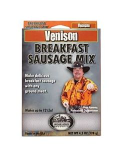 Venison Breakfast Sausage Mix