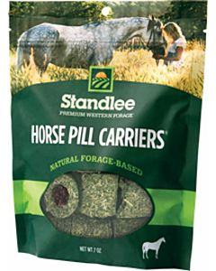 Horse Pill Carriers