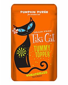 Pumpkin & Wheatgrass Tummy Topper Food - 1.5 oz