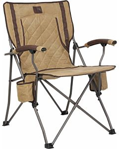 Safari Lodge Chair XL - Brown