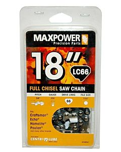 Chainsaw Chain D66/Lc66 - 18 in