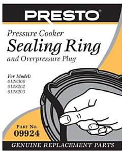 Canner Cooker Gasket Seal Ring 09924