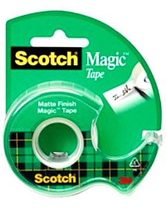 Scotch Magic Tape - Transparent, 300 ft
