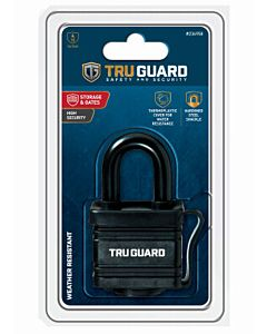 1 9/16 in Covered Padlock