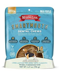 Smartmouth Dental Small/Medium - 14 Count