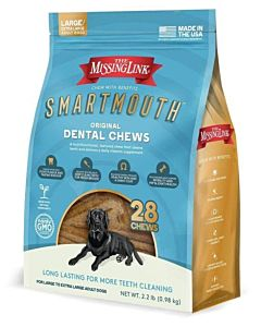 Smartmouth Dental Large/X-Large - 28 Count