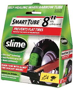 Slime Tube Self-Healing Wheelbarrow Tube, 8-In.
