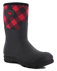 Women's Buffalo Polarprene Boot-Red