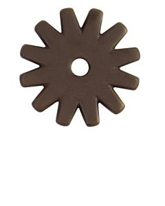 "12 Point Replacement Rowel 1-1/4"" - Antiqued"