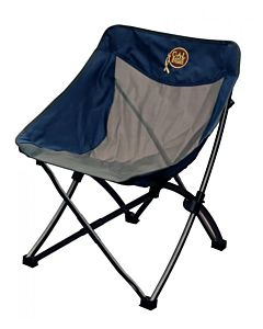 Festival Scoop Chair - Navy Blue, 18 in X 16 in X 30 in