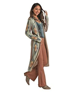 Women's Aztec Duster