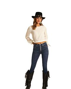 Women's High Rise Skinny