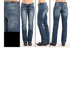 Women's Medium Wash Jeans