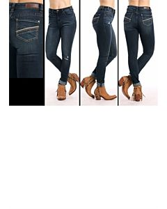 Women's High Rise Skinny Jean