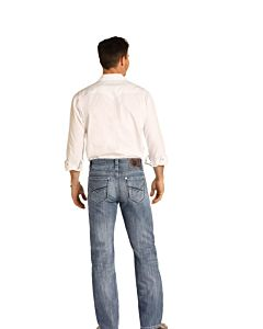 Men's Double Barrel Denim