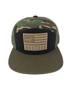 Men's Westrek Flag Hat - Camo
