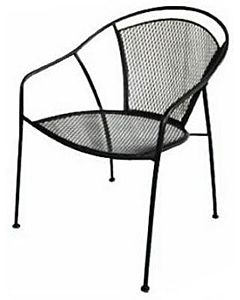 Uptown Bistro Chair - Black