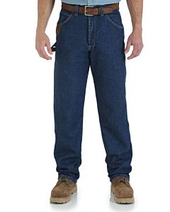 Men's Cowboy Cut Boot Cut Stretch Jean