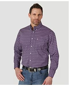 Men's Competition Long Sleeve Button Down Shirt