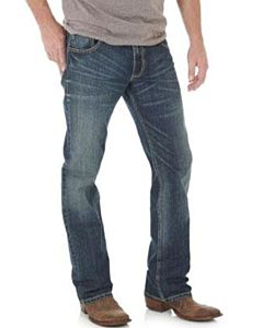 Men's Retro Limited Edition Slim Boot Jean