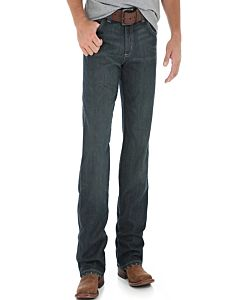 Retro Relaxed Straight Leg Jean