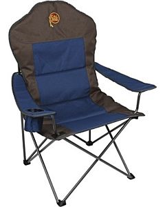 Oversize Quad Chair - Blue