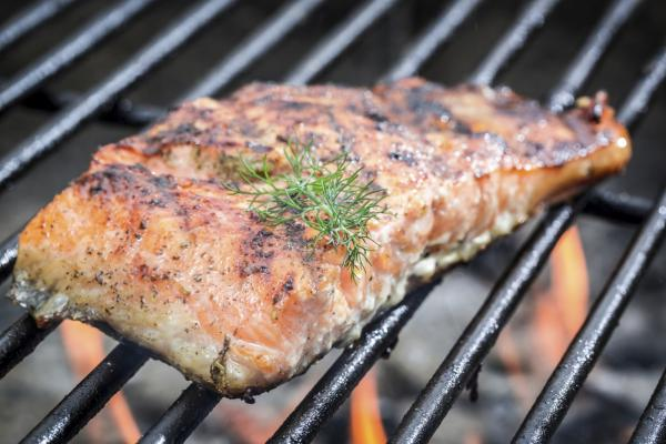 Grilling Fish Fillets & Steaks