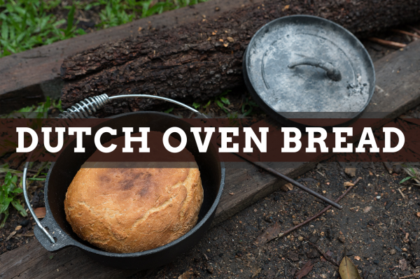 Learn How To Make Dutch Oven Bread - Step by Step DIY Recipe Guide