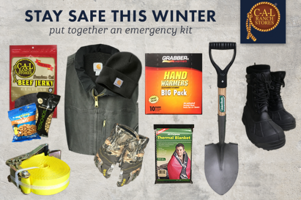 Putting together a Winter Kit for your Car or Truck